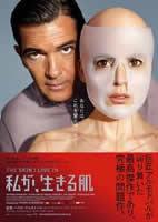 「私が、生きる肌」のポスター/チラシ/フライヤー
