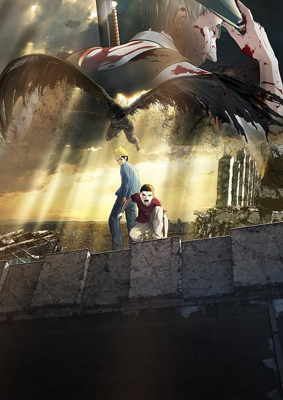 「亜人 衝突」のポスター/チラシ/フライヤー