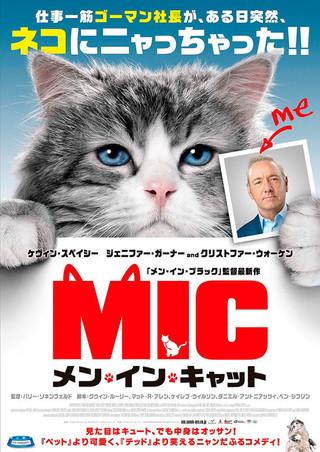 「メン・イン・キャット」のポスター/チラシ/フライヤー