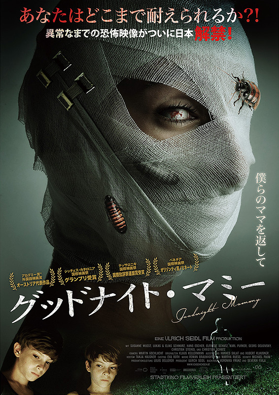 「グッドナイト・マミー」のポスター/チラシ/フライヤー