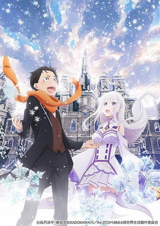「Re:ゼロから始める異世界生活 Memory Snow」のポスター/チラシ/フライヤー