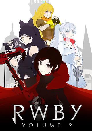「RWBY Volume2」のポスター/チラシ/フライヤー
