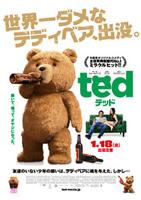 「テッド」のポスター/チラシ/フライヤー