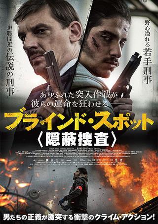 「ブラインド・スポット 隠蔽捜査」のポスター/チラシ/フライヤー