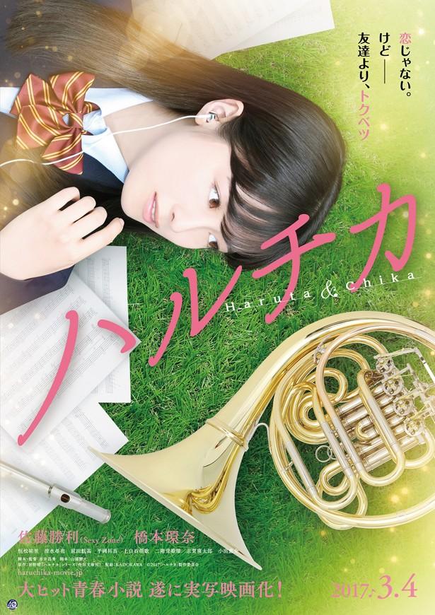 「ハルチカ」のポスター/チラシ/フライヤー