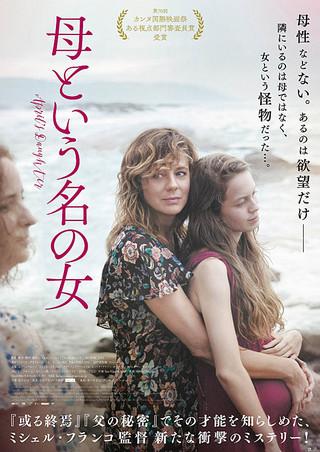 「母という名の女」のポスター/チラシ/フライヤー