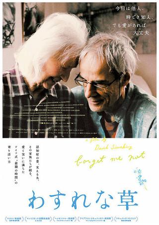 「わすれな草」のポスター/チラシ/フライヤー