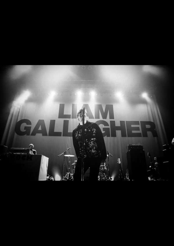 「Liam Gallagher: As It Was(原題)」のポスター/チラシ/フライヤー